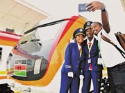 中国铁建在非洲累计建成铁路与城轨超过1万公里