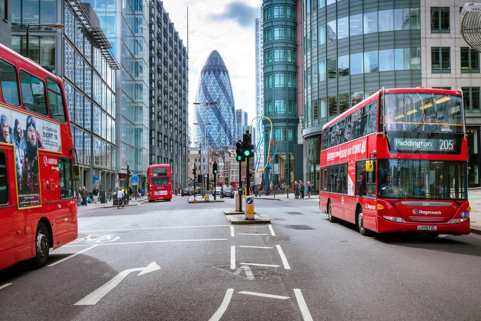 伦敦拟建超低排放街道 非环保车型禁止通行