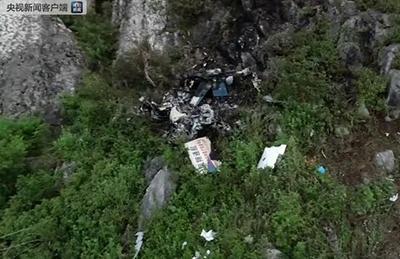 昆明直升机撞山致3死事故调查:或是机组决策不当