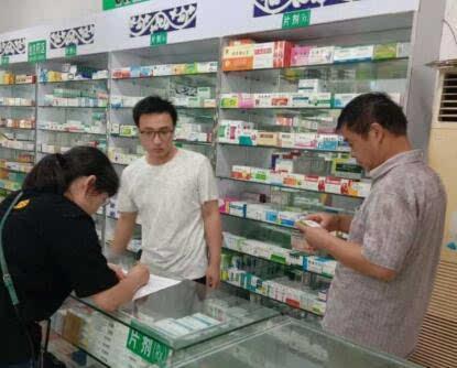 淮阳:排查台风期间食品、药品安全