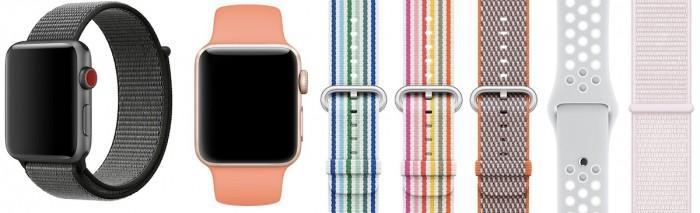 """苹果下架14款Apple Watch表带 多款表带""""售罄"""""""
