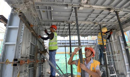 福州首个铝膜装配保障房项目明年建成