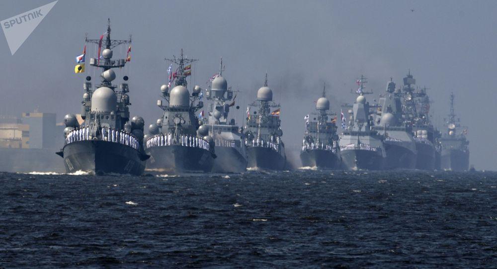 俄造船业大佬:俄应大量建造2款护卫舰 先来54艘