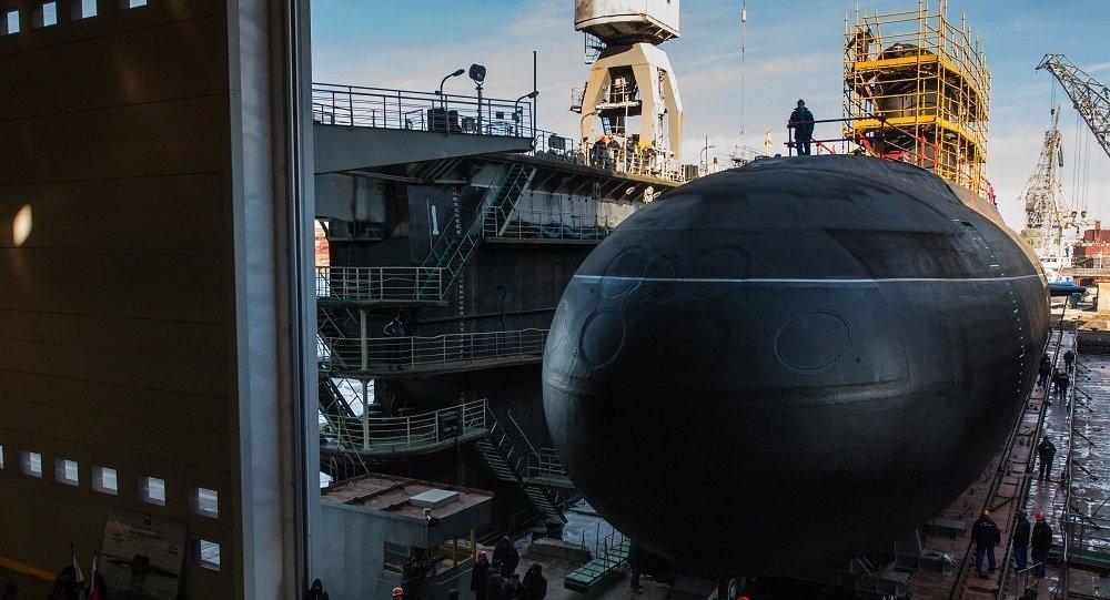 俄媒:菲或有意购买俄制潜艇 还在磋商其他武器