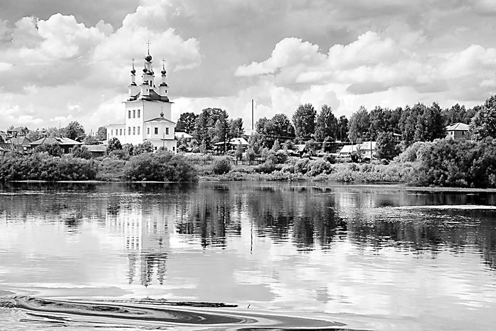 俄罗斯有个博物馆小城