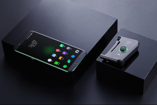 简洁清新的系统UI之下,全是游戏元素,黑鲨游戏手机系统太惊艳