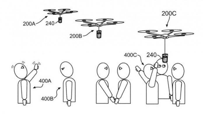 IBM咖啡无人机专利曝光 可预测你何时需要咖啡