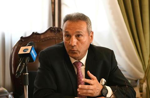 """埃及银行行长埃特雷比:""""一带一路""""促进中非资金融通"""