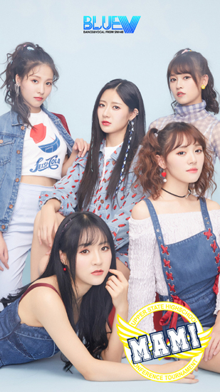 SNH48小组合BLUEV首支单曲《MAMI》音源首发
