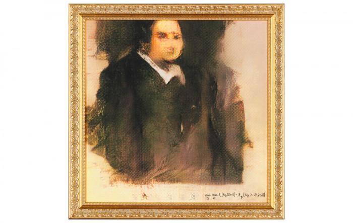 这幅由AI创作的肖像画将在佳士得拍卖行拍卖