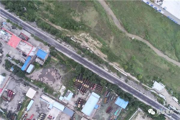 华龙桥至温李河恢复通车