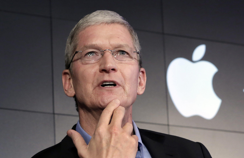 股价表现好,库克将获价值1.2亿美元苹果股票奖励