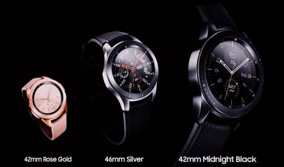三星Galaxy Watch LTE版起售价380美元 9月初上市