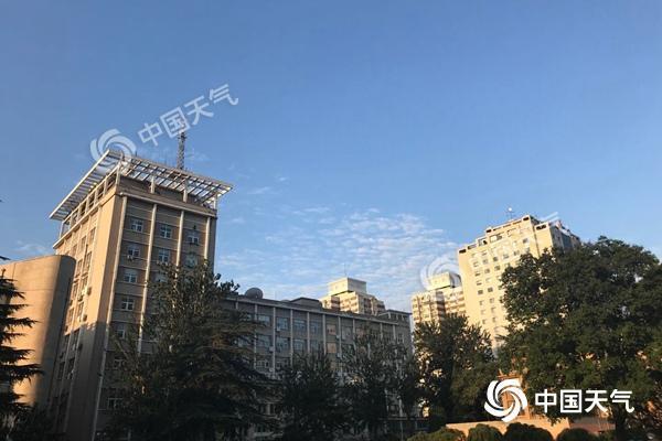 处暑至阳光再上线 北京未来三天晴到多云为主需防晒