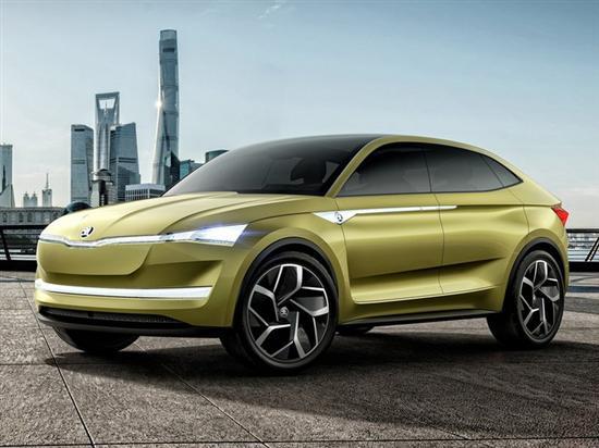 斯柯达柯迪亚克GT实车曝光 将于年底推出