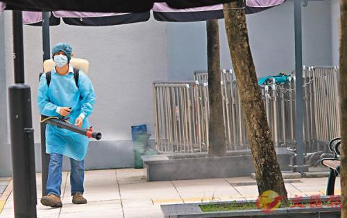 香港新增1例登革热 累积感染人数增至19人