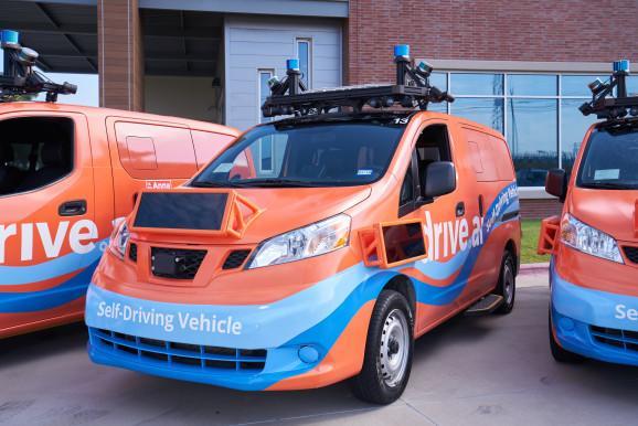 无人驾驶创企Drive.ai宣布在德州扩大试点项目