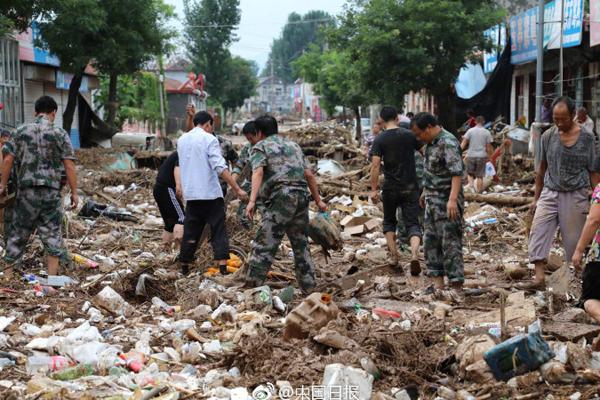 山东13市遭台风灾害袭击 已致24人死亡