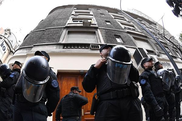阿根廷警察搜查涉贪前总统克里斯蒂娜住宅