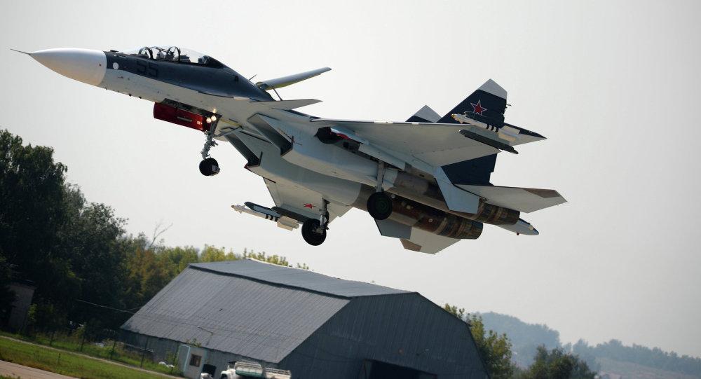俄媒:一周内有17架外国飞行器在俄边界附近侦察
