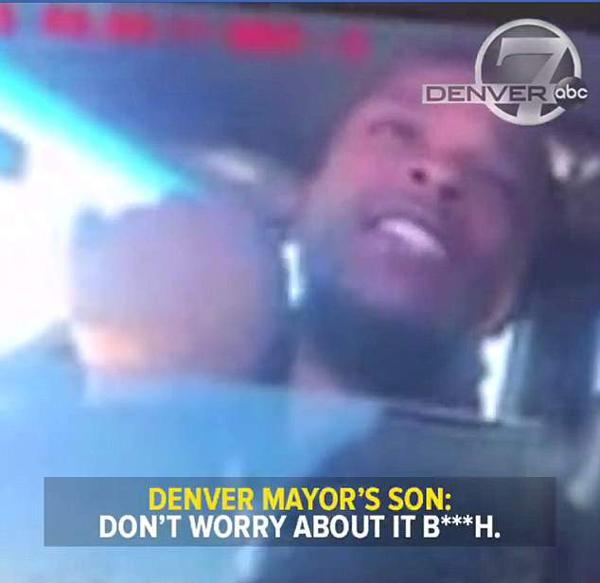美警官因外泄执法视频被停职 涉及市长儿子违法驾驶