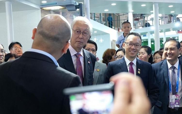 外媒:新加坡是中国科技公司向东南亚扩张的桥梁