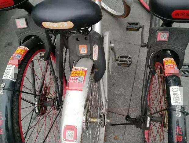全国首起共享单车小广告案件结案 摩拜获赔10万元