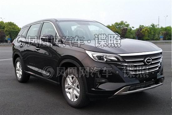 广汽传祺将参展2018巴黎车展 发布全新GS5