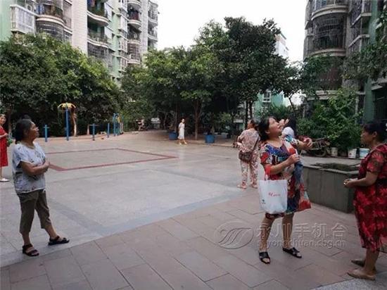 重庆永川一小区居民楼发生倾斜,官方:正组织第三方机构检测