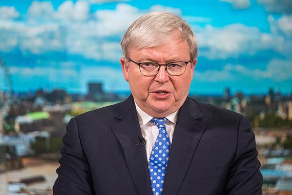 """澳大利亚的""""短命总理""""们:十年换六人"""