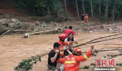 山东寿光官方公布救灾物资和救灾款接收地点方式