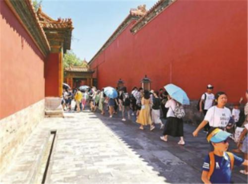 延禧宫成故宫热门景点 单霁翔:真实的延禧宫其实是北京最早的烂尾楼