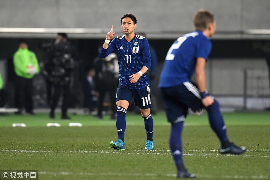 亚运男足-日本1-0绝杀马来西亚 8强战将对阵沙特