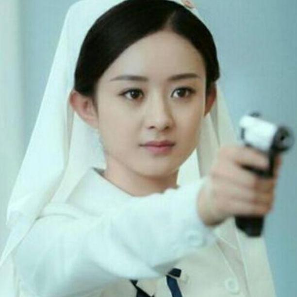 赵丽颖护士装,热巴护士装,刘涛护士装,都输给了柳岩的护士装!