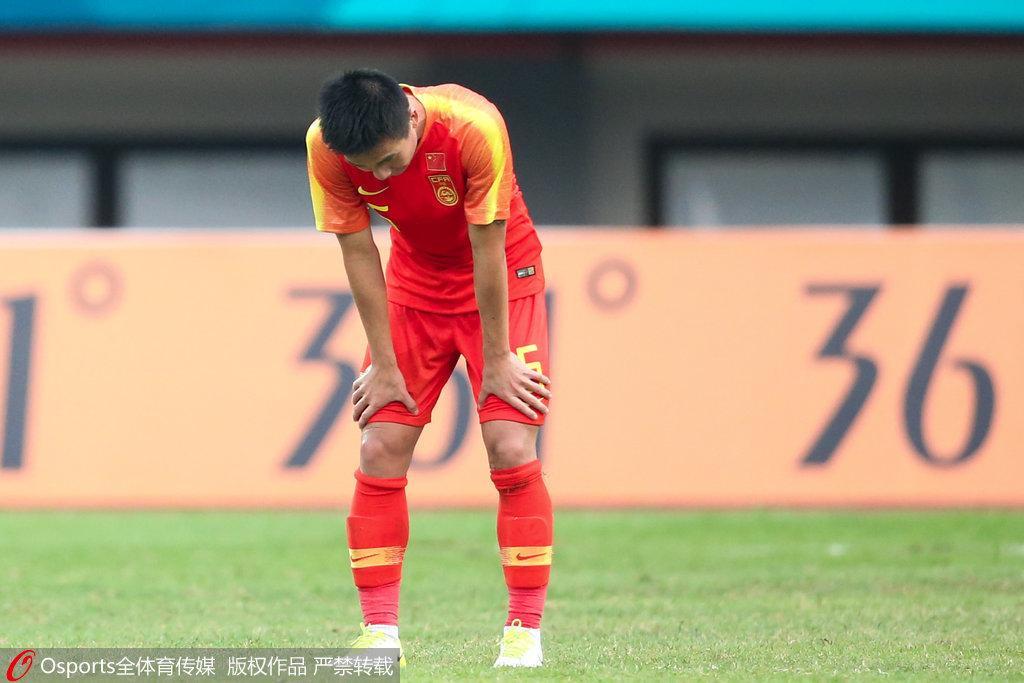 男足连续5次亚运淘汰赛首轮出局 国字号遇14年魔咒