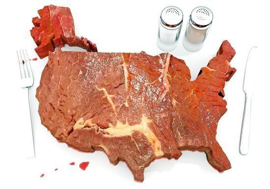 加征关税美国牛肉遇冷 英国牛肉重返中国餐桌