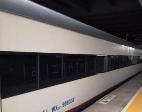 """哈牡客专的 """"列车医生"""" 上线,监测+整修,确保年末如期通车"""
