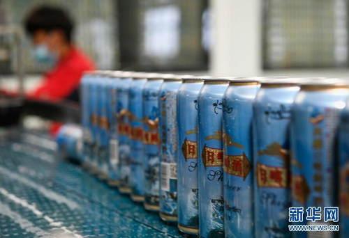 西藏日喀则打造本地啤酒品牌