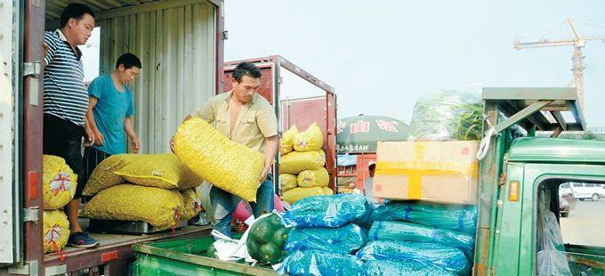 北京蔬菜供应充足价格平稳,市商务委:将拓展货源供应
