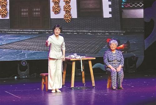 徐州柳琴唱响全国戏曲邀请展