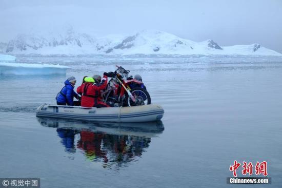 南极也失火?美国站温度常低于冰点 仍招消防员