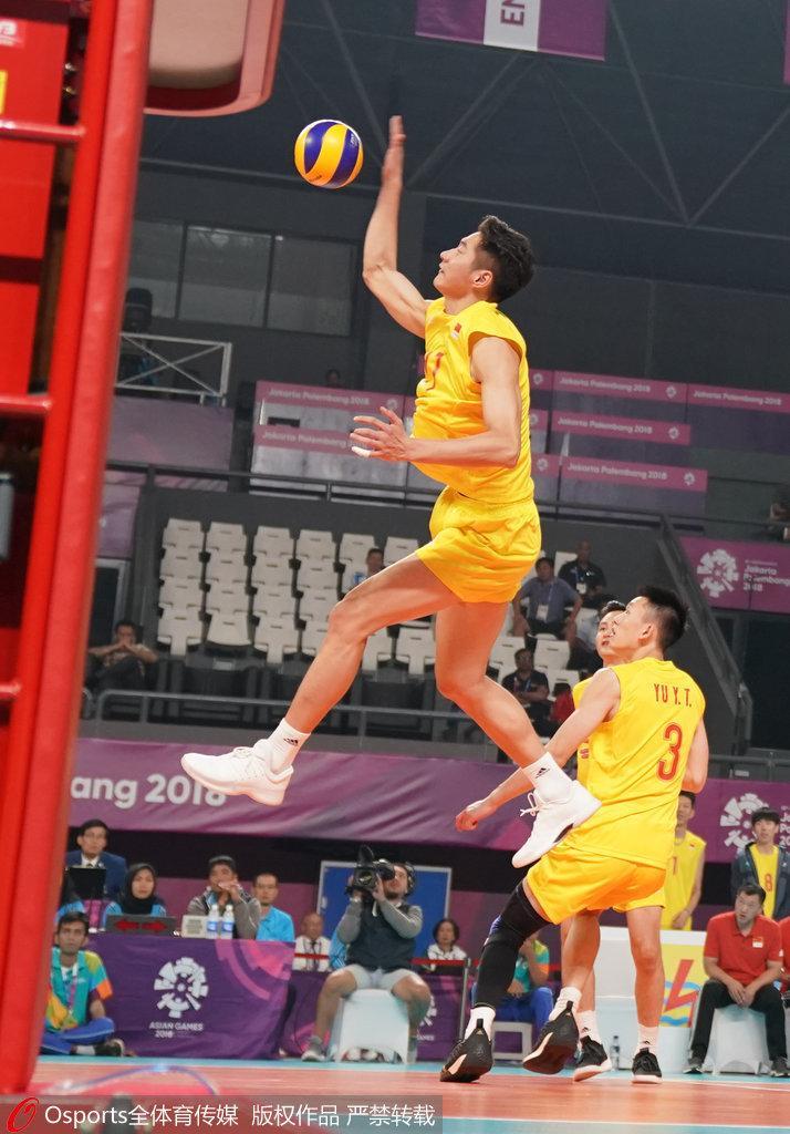 惨败!中国男排0-3遭伊朗横扫 只能争亚运第七