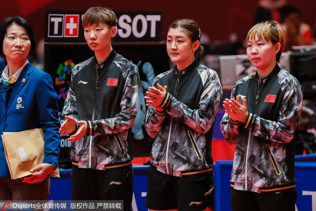 陈梦丢1局女乒3-0两连胜 林高远领衔男乒3-0大马