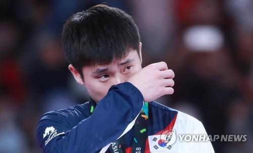 没礼貌!韩国选手不致敬裁判 遭扣分丢金悔恨落泪