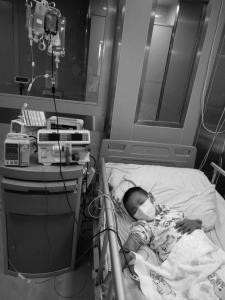 8岁哥哥患重型地中海贫血 5岁弟弟提供造血干细胞