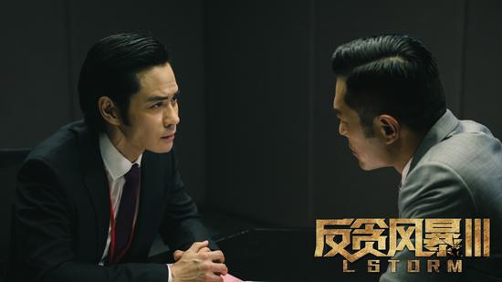 《反贪风暴3》曝片段 香港率先开画票房领跑