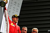 赛季第5冠入账!F1比利时站维特尔统治夺冠