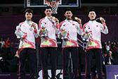 亚运会三人篮球:中国包揽男女篮冠军