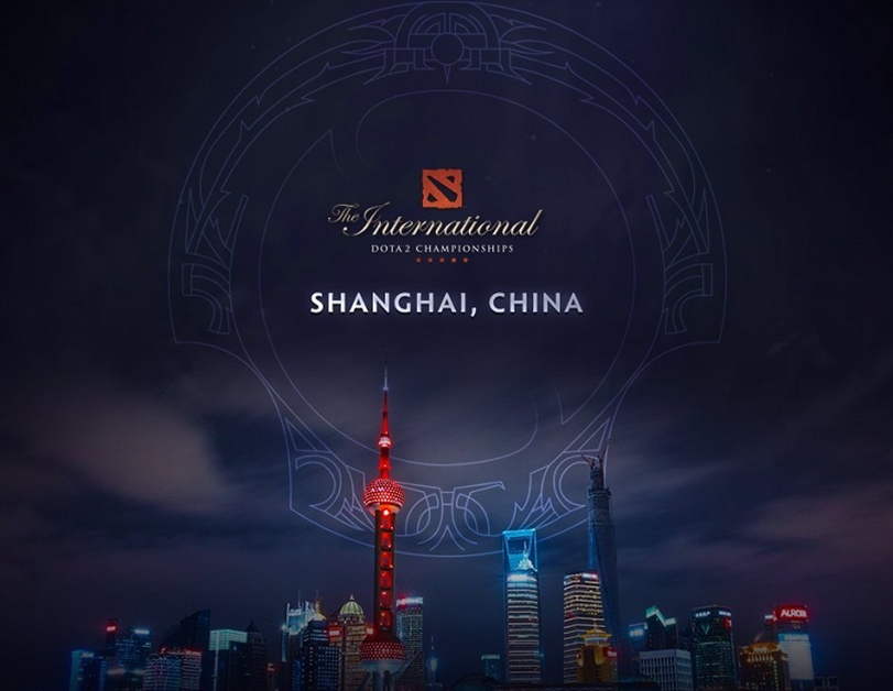 Valve宣布2019年DOTA2国际邀请赛将在中国上海举办