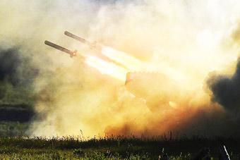 火力爆表!俄军主力陆战武器轮番登场秀火力